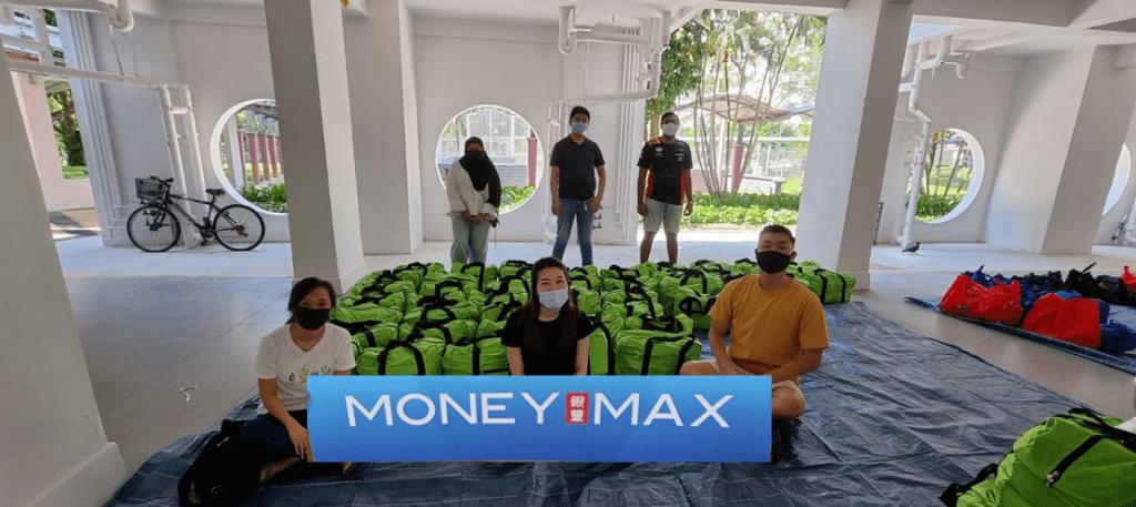 MoneyMax Leasing Habuan Distribution Corporate Social Responsibility